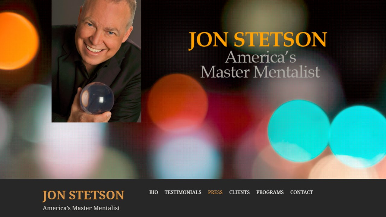 www.stetsonmastermentalist.com